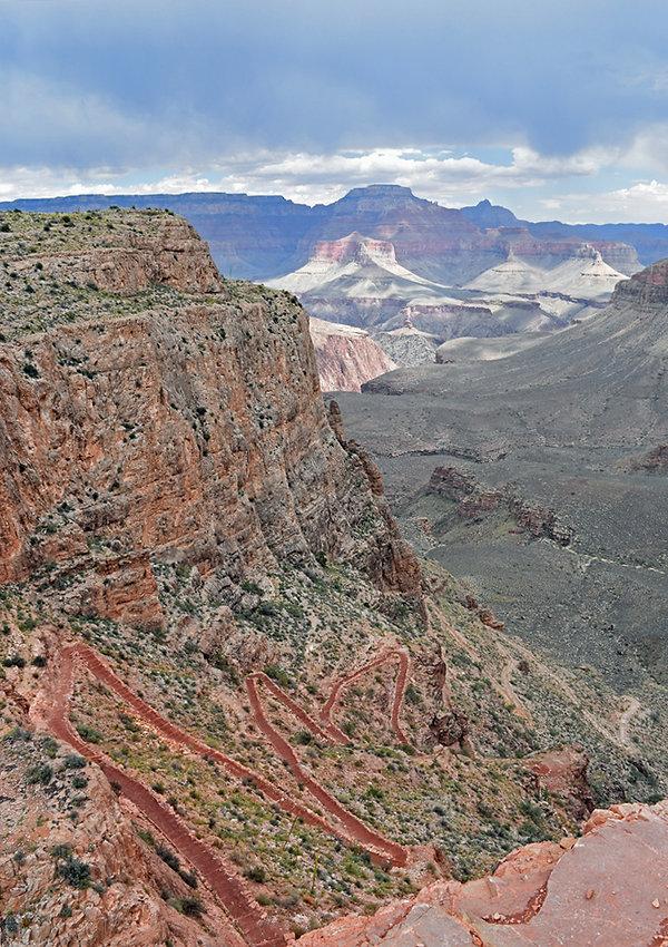Arizona - Grand Canyon National Park - South Kaibab Trail