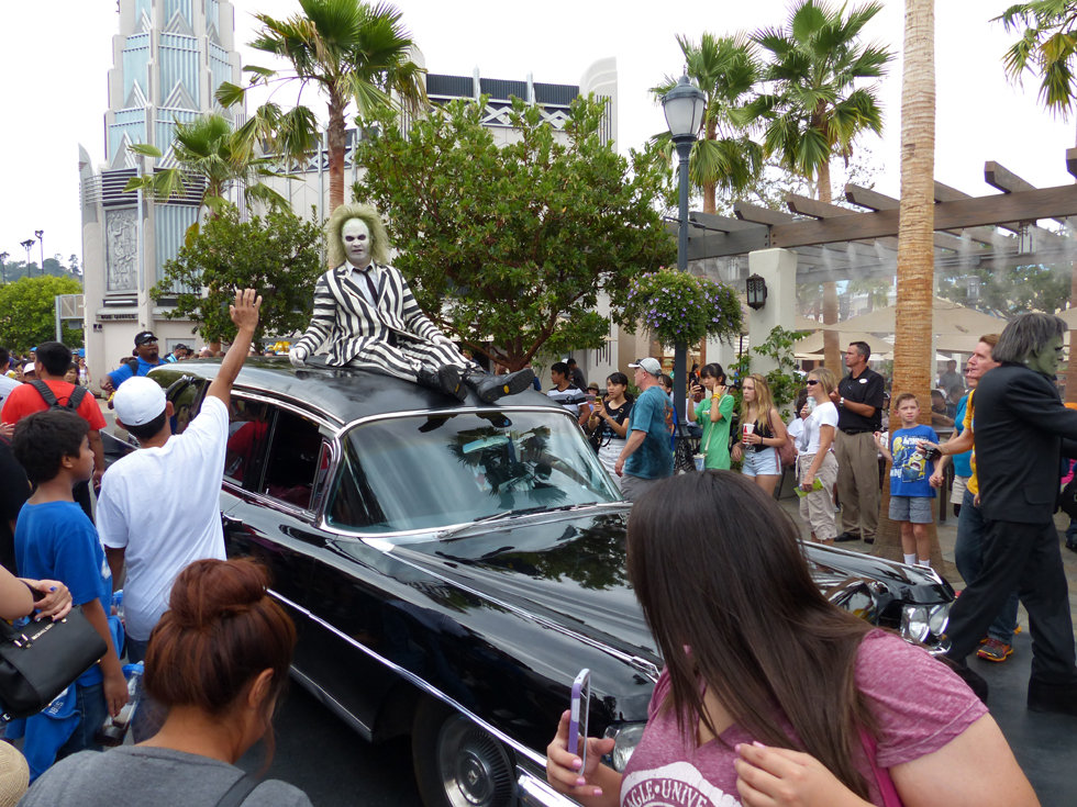 Universal Studios Hollywood Beetlejuice