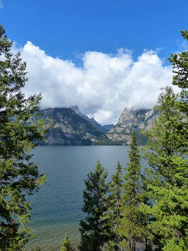 Grand Teton National Park jenny lake