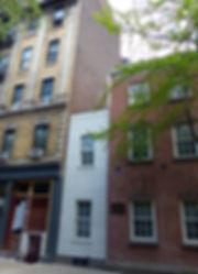 New-York - Greenwich Village - 75 1/2 bedford Street