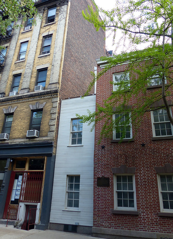 New-York - Greenwich Village - 75 1/2 bedford Street