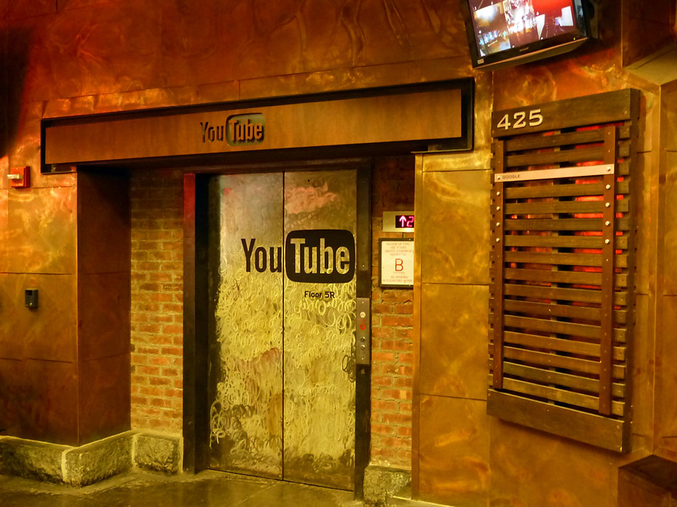 New-York - Chelsea Market - Youtube