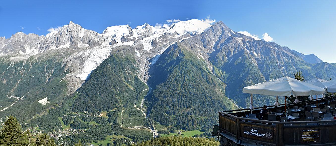 Chamonix - les Houches - Parc de Merlet