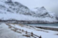 Norvège - Senja - Ersfjordstranda