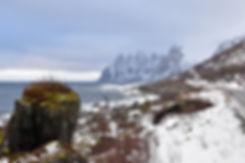 Norvège - Senja - Steinforden - Tungeneset