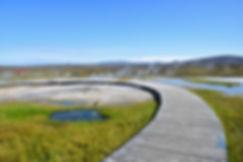 Islande zone géothermique Hveravellir
