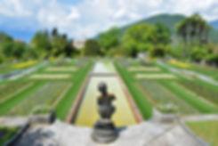 villa taranto verbania jardin statue