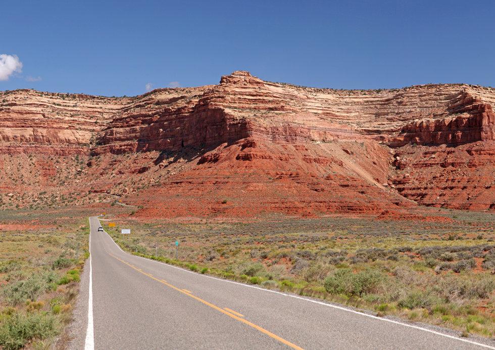 Route UT261 Moki Dugway