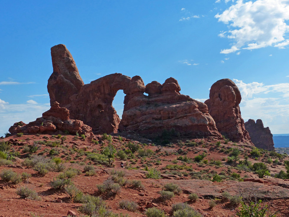 Arches National Park Turret Arch