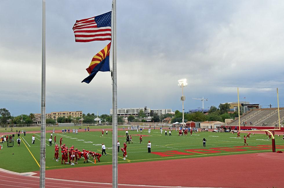 Tucson - High School - football américain