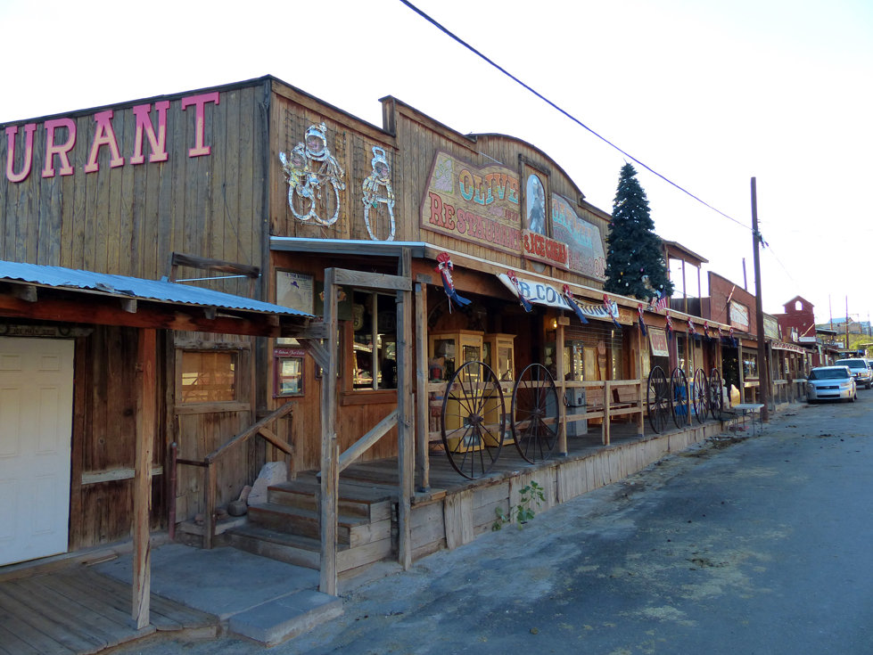 Route 66 Oatman