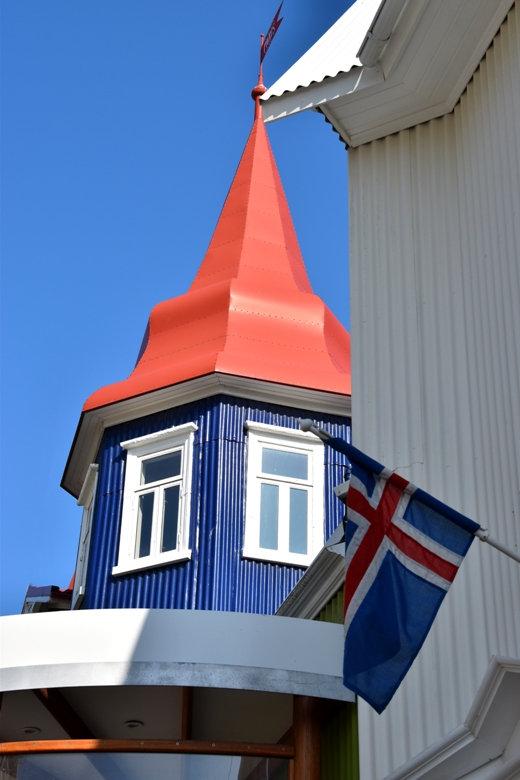 islande - Akureyri