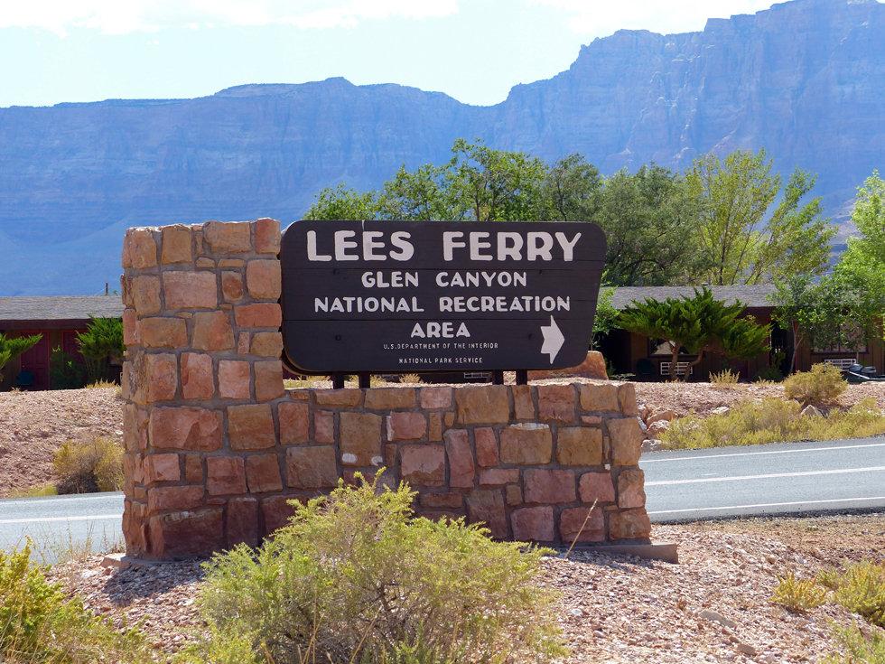 Lee's Ferry Colorado