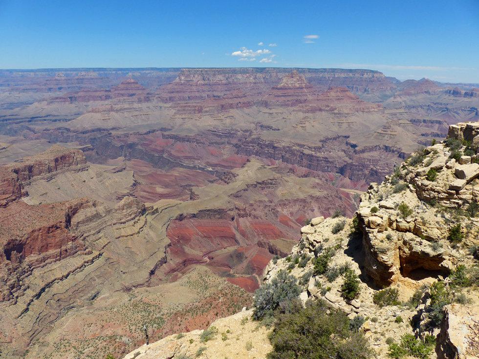 Grand Canyon national park moran point