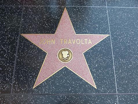 Hollywood Boulevard John Travolta