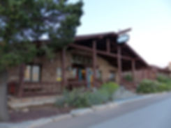 Grand Canyon National Park Bright Angel Lodge