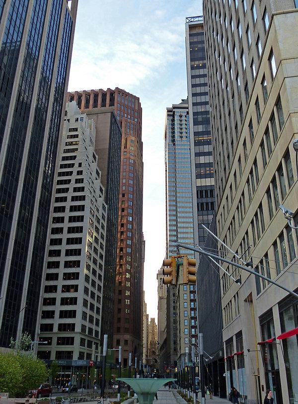 New-Yok - Wall Street