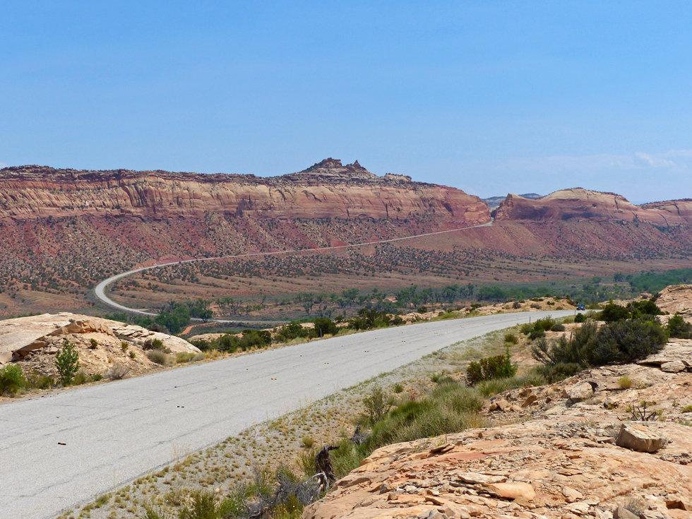 route ut95