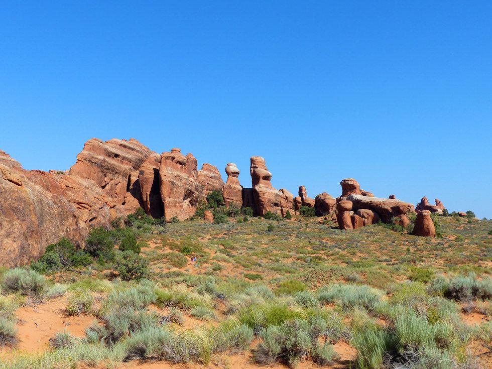 Arches National Park Devil's Garden