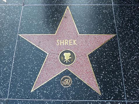 Hollywood Boulevard Shrek