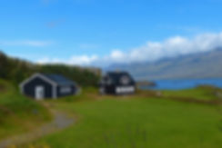 Berufjördur Teigarhorn islande iceland