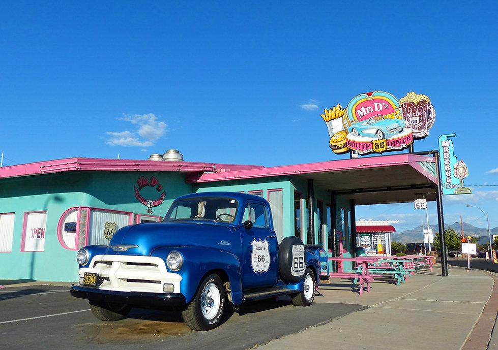 Arizona - Kingman - Mr D'z - Route 66