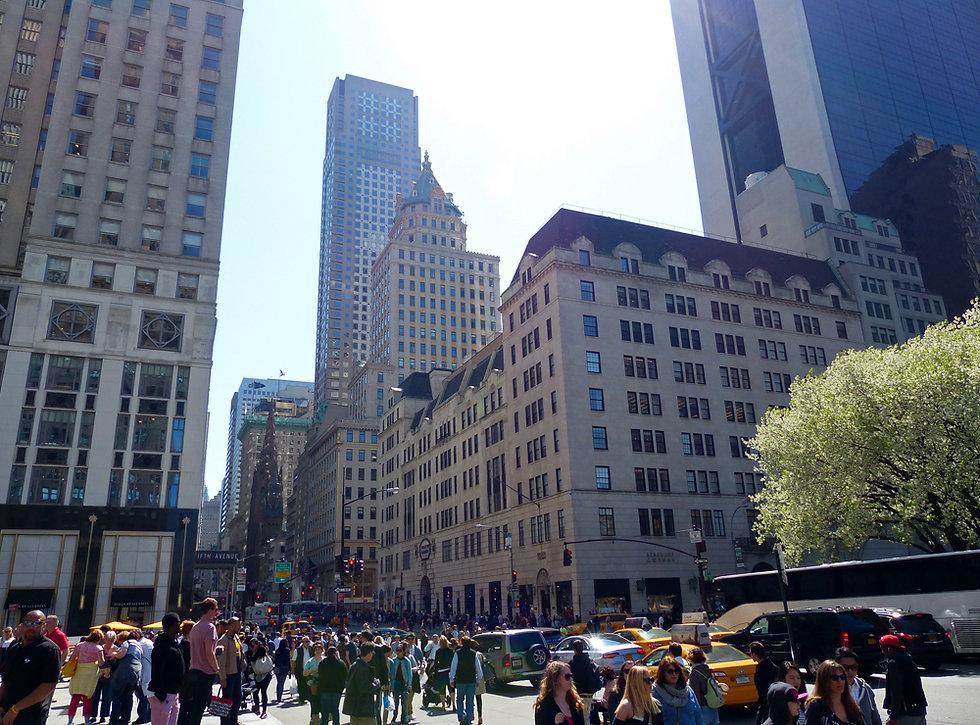 New-York - 5ème avenue