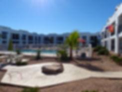 Ramada motel kingman piscine