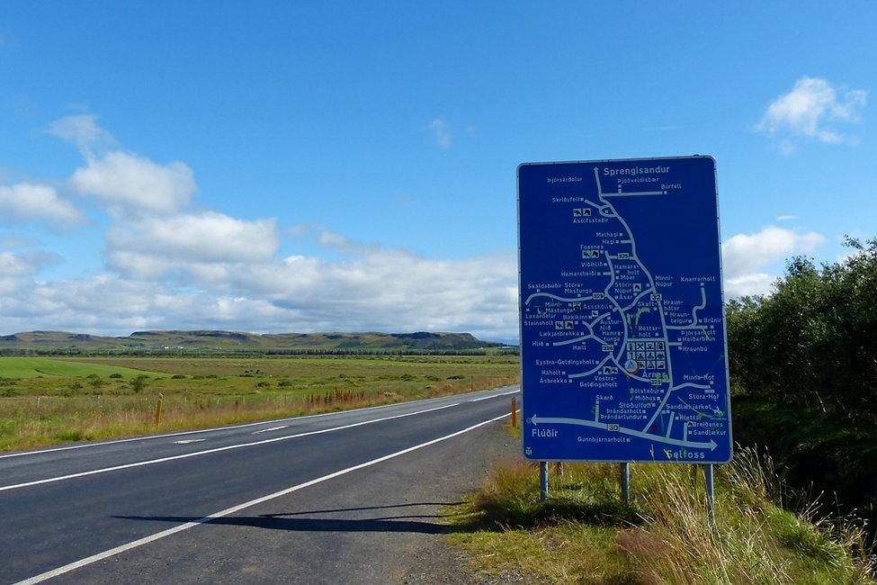 islande route 32