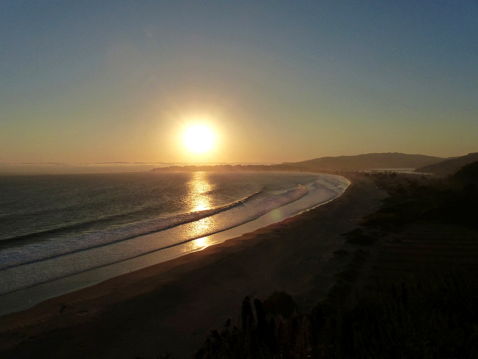 Stinson Beach sunset