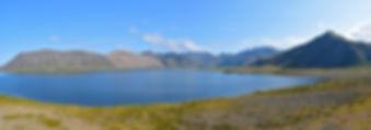Islande Kolgrafarfjördur fjord snaeffelnes