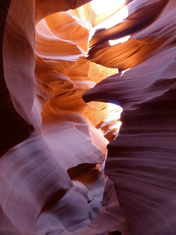Lower Antelope Canyon aigle