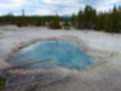 Yellowstone National Parc Norris Geyser Basin Mud Spring