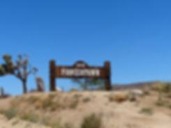 pioneertown panneau