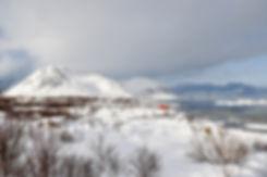 Norvège - Vestvågøya - hiver