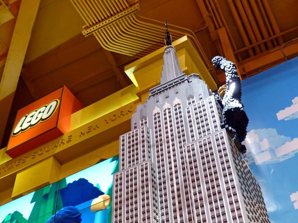 New-York - Times Square - Toys'R'Us