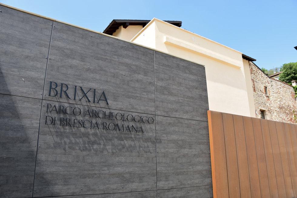 Brescia parc archéologique de Brixia