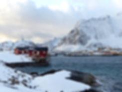 Norvège - Lofoten - Moskenesøya