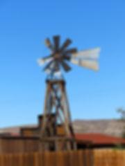 pioneertown éolienne