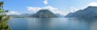 lac lugano panorama