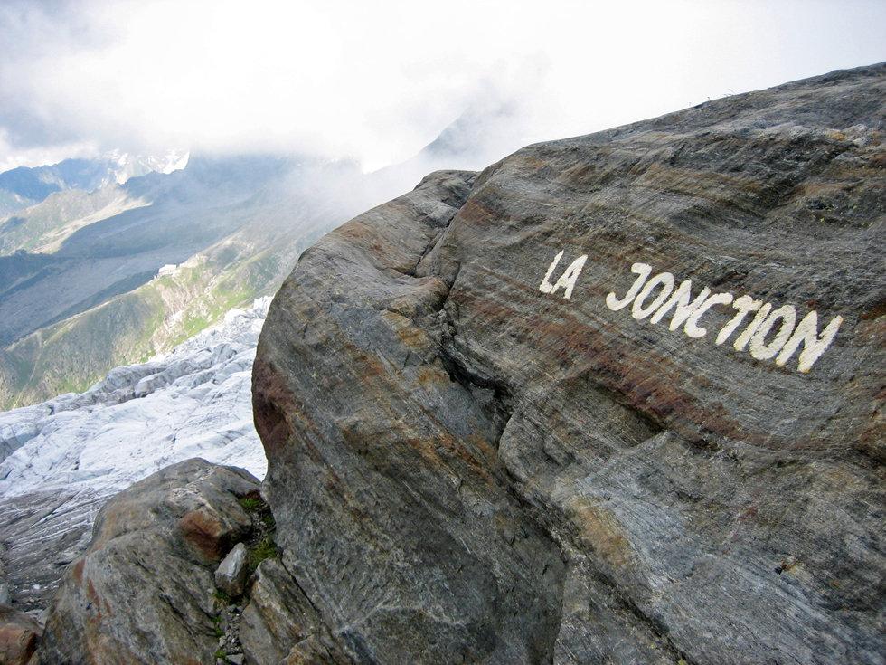 Chamonix - Randonnée La Jonction