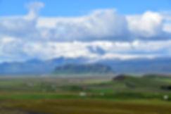Eyjafjallajökull Dyrhólaey