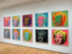 New-York - MOMA - Marylin Monroe