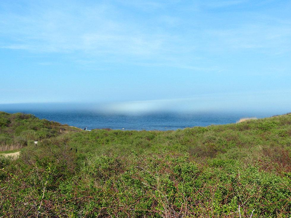 Montauk Point fog
