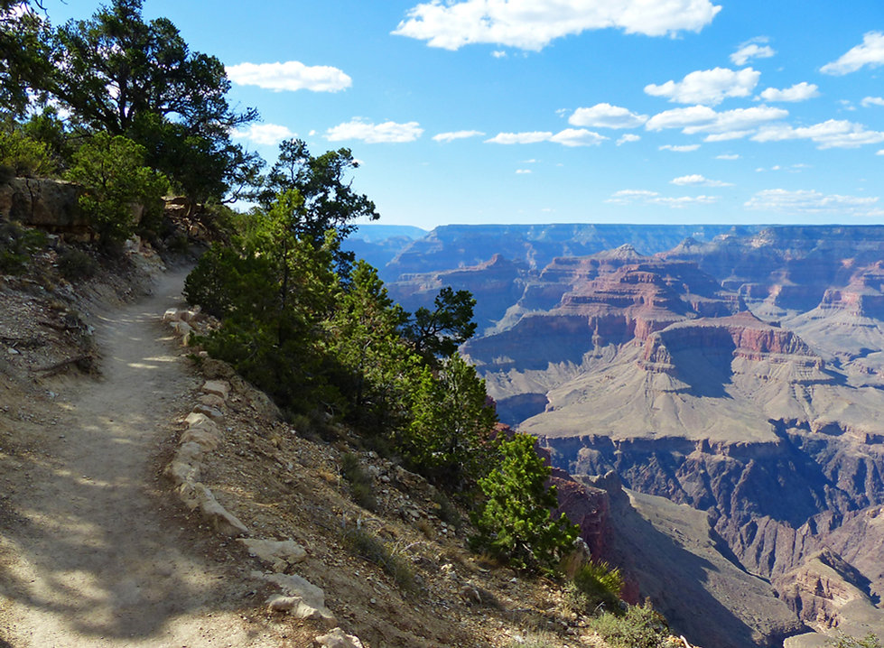 Grand Canyon National Park Rim Trail
