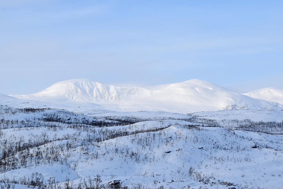 Norvège - Laponie hiver