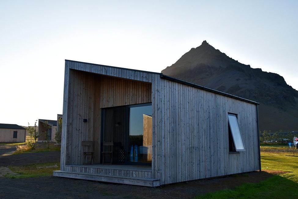 Islande Arnarstapi Cottage