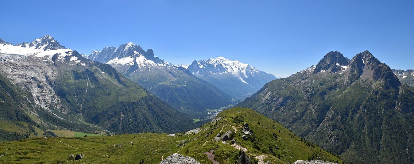 Chamonix - Aiguillette des Posettes