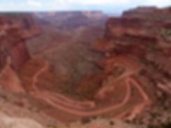 Canyonland National Park Shafer Trail