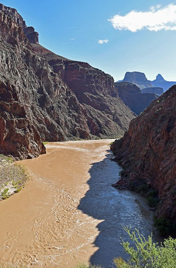 Arizona - Grand Canyon National Park - Bright Angel Trail - Colorado